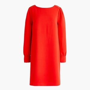 J. Crew Shift Everyday Crepe Bright Cerise A5